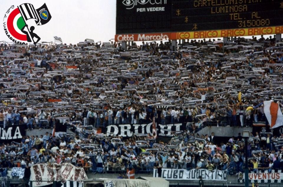 88-89 Toro-Juve 0-0 ritorno