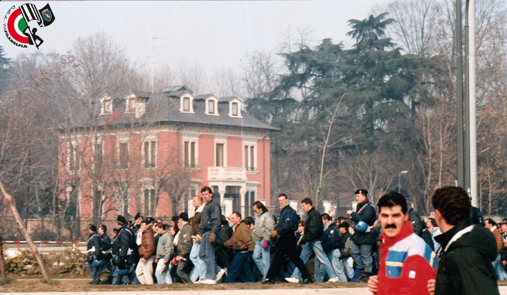 1991 92 Milan-Juventus