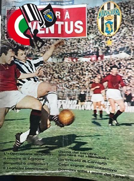 Hurrà Juventus 1965 copertina n°1
